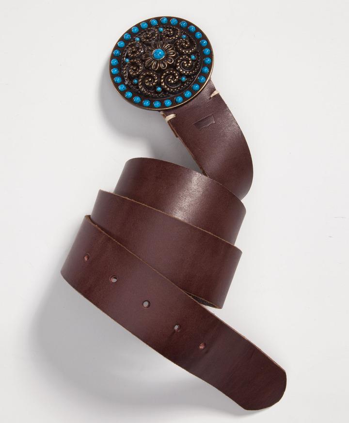Levi's Plaque Stones Belt