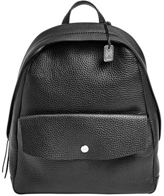 Skagen 'Aften' Leather Backpack $325 thestylecure.com