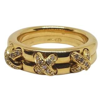 Chaumet Yellow Gold Ring