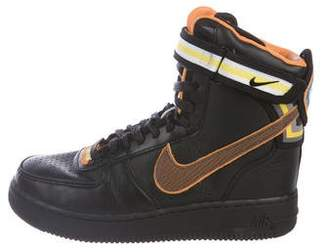 Nike Ricardo Tisci x Force 1 High-Top Sneakers