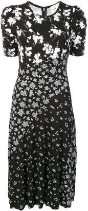 MICHAEL Michael Kors floral shift dress