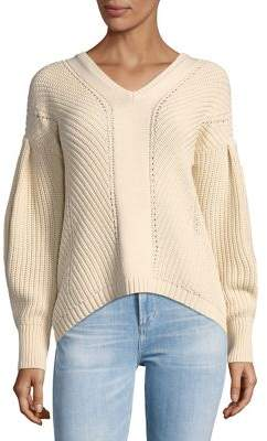 French Connection Millie Mozart Cotton Sweater