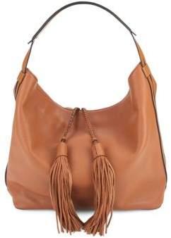 Isobel Poppy Hobo Bag $295 thestylecure.com