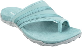 Merrell Leather & Textile Sandals - Terran Ari Wrap