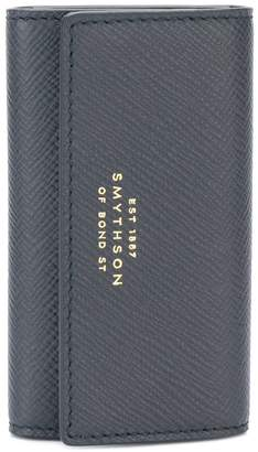 Smythson trifold key holder