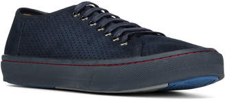 Donald J Pliner Men's Dan Perforated Tumbled Calf Sneaker