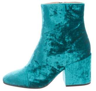 8afe504eb49f7f Dries Van Noten Ankle Boots For Women - ShopStyle Canada