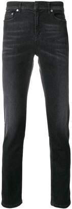 Neil Barrett stripe embellished jeans