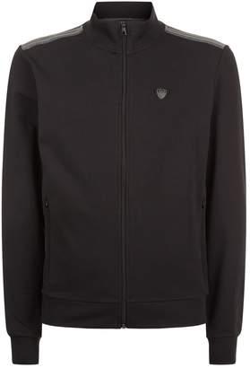 Giorgio Armani Ea7 Stripe Shoulder Track Jacket