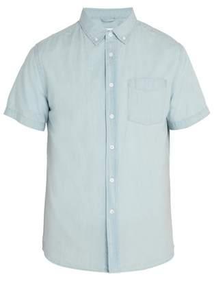 Saturdays NYC Esquina Denim Shirt - Mens - Blue