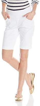 Jag Jeans Women's Jeans Ainsley Pull on Bermuda Short