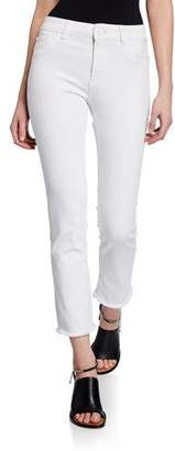 DL1961 Premium Denim Mara Instasculpt Ankle Straight Jeans, Oakley