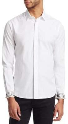 Valentino Macro Punk Stud Shirt