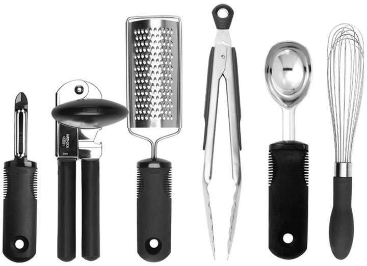 """OXO Good Grips"""" 6-Piece Kitchen Essentials Set"""