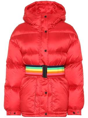 Perfect Moment Oversized down ski jacket