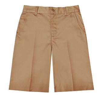 Classroom Uniforms CLASSROOM Juniors Flat Front Bermuda Short