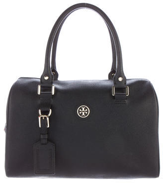 Tory Burch Tory Burch Robinson Leather Handle Bag
