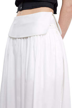 Opening Ceremony French Cuff Maxi Skirt