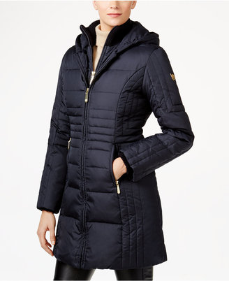 Vince Camuto Hooded Down Coat $275 thestylecure.com