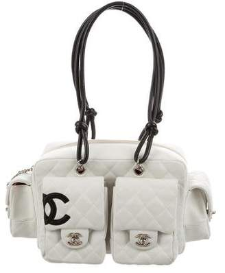 Chanel Small Ligne Cambon Reporter Bag