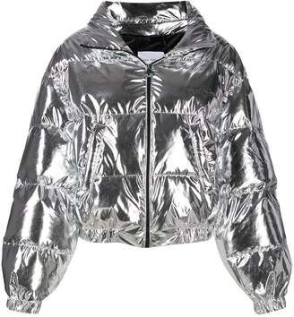 Chiara Ferragni Flirting bomber jacket