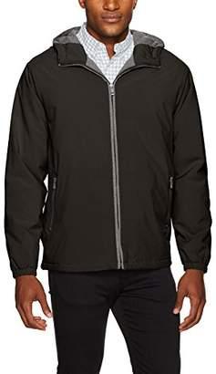 Co Weatherproof Garment Men's Hooded Ultra Stretch Jacket