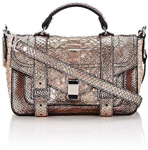 Proenza Schouler Women's PS1+ Tiny Leather Shoulder Bag