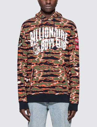 Billionaire Boys Club Tiger Camo Hoodie