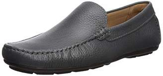 Driver Club USA Mens Genuine Leather Made in Brazil San Diego Loafer Driving Style