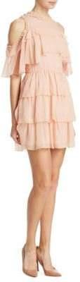 Alice + Olivia Nichola Pleated Dress