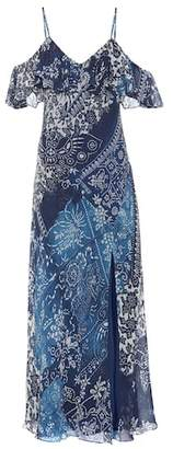 Polo Ralph Lauren Printed maxi dress