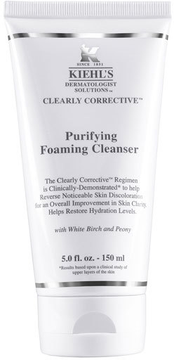 Kiehl's Since 1851 Clearly Corrective Purifying Foaming Cleanser, 5.0 fl. oz.
