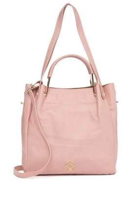 Sondra Roberts Leather Shopper Handbag