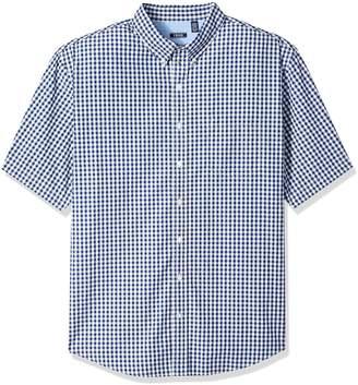 Izod Men's Big Saltwater Breeze Short Sleeve Shirt