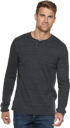Sonoma Goods For Life Men's SONOMA Goods for Life Supersoft Thermal Henley