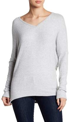 Couture Go V-Neck Dolman Pullover Sweater