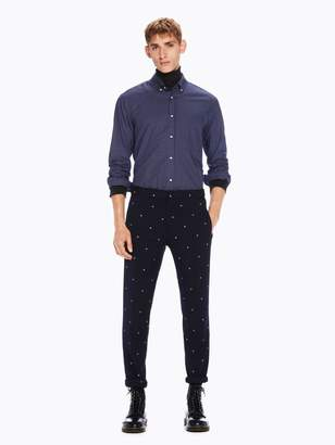 Scotch & Soda Stretch Iron Free Shirt