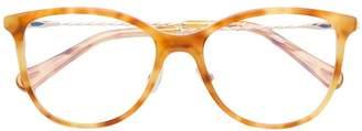 Chloé Eyewear tortoiseshell glasses