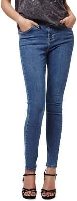 Topshop MOTO Jamie Jeans 32-Inch Leg