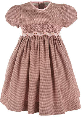 Carriage Boutique Yoke Dress