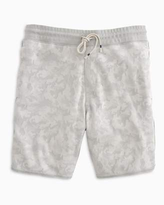 Southern Tide Camo Athleisure Weekend Short