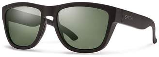 Smith Clark Matte Sunglasses w/ Gray Green Lens