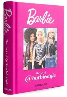 Assouline The Art of Barbiestyle Book