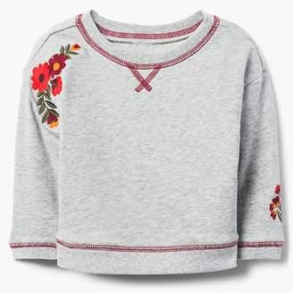Gymboree Embroidered Sweatshirt