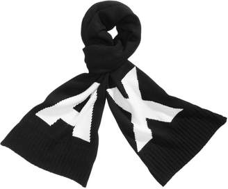 Armani Exchange Men's Letter Scarf