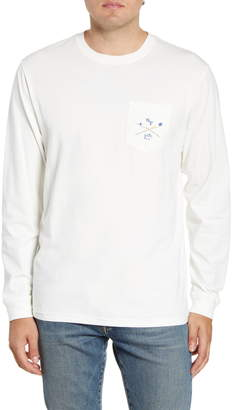Southern Tide Oars Classic Fit Graphic Long Sleeve T-Shirt