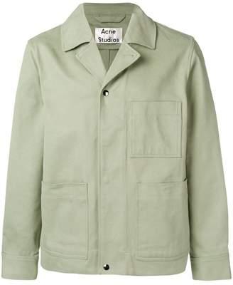 Acne Studios Media workwear jacket