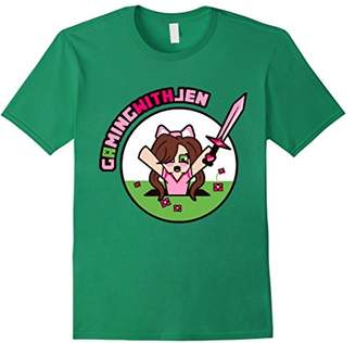 Gaming with Jen Shirt 2017