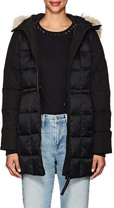 Canada Goose Women's Beechwood Fur-Trimmed Down-Quilted Parka