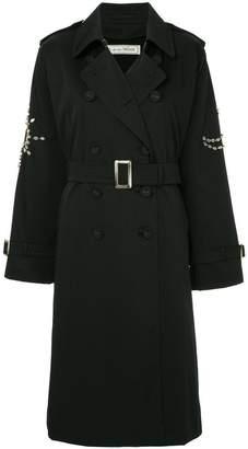 Tu Es Mon Trésor Bijou trench coat